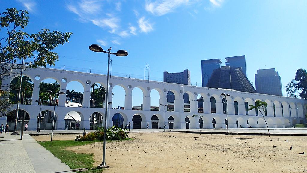 Акведук Кариока