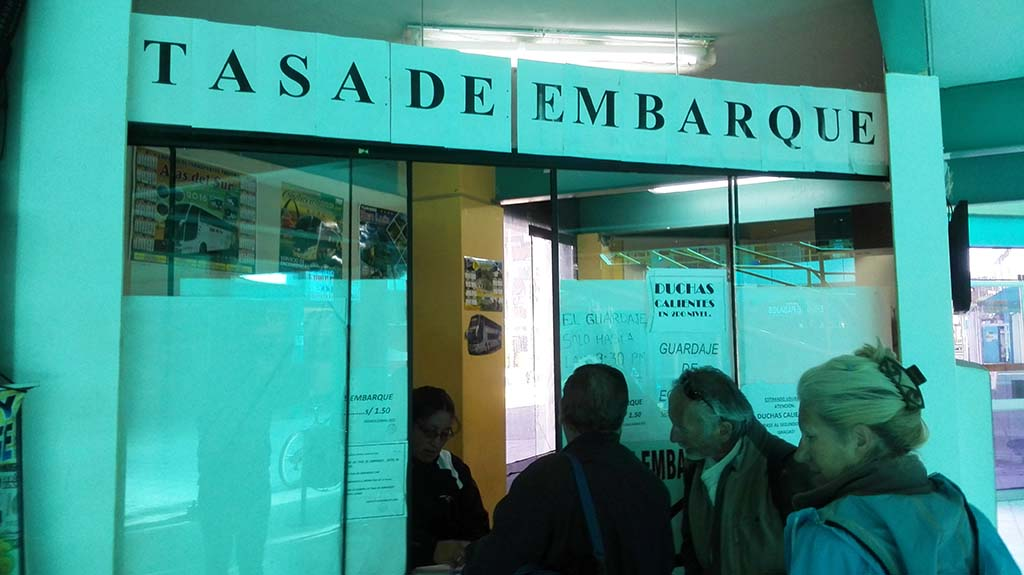 Terminal Terrestre de Puno