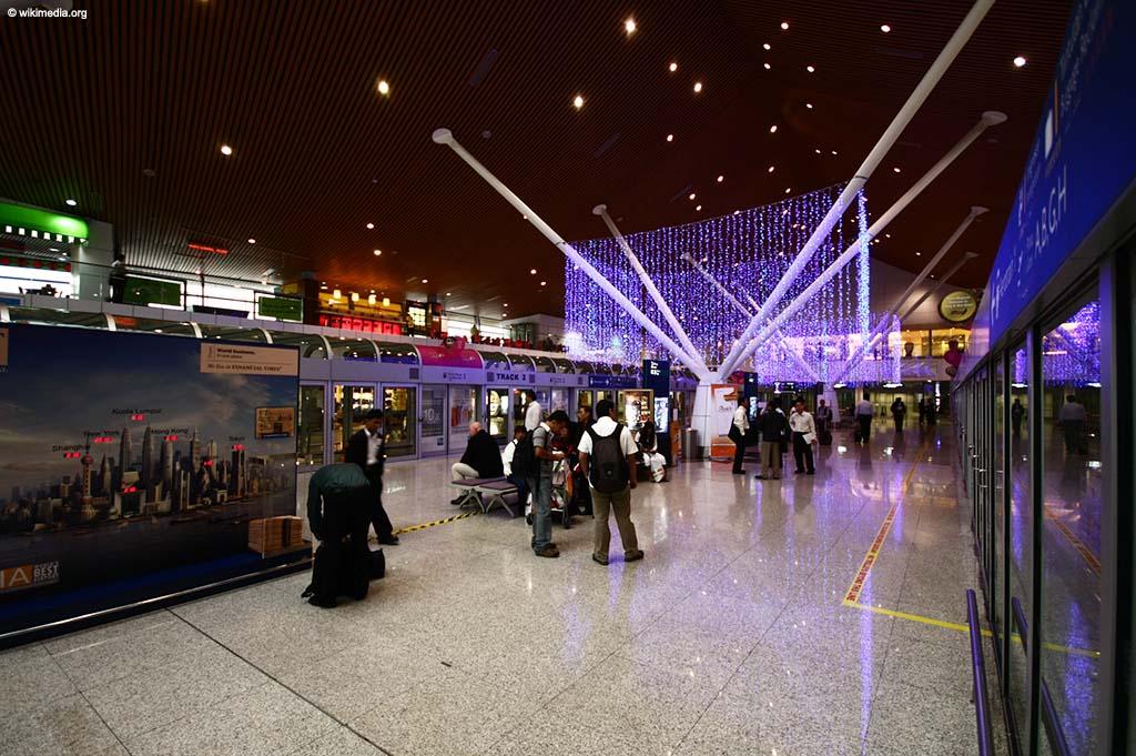 KLIA | Куала-Лумпур (аэропорт)