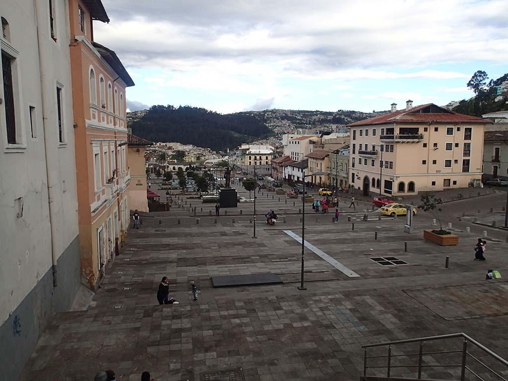 Calle La Ronda, Кито