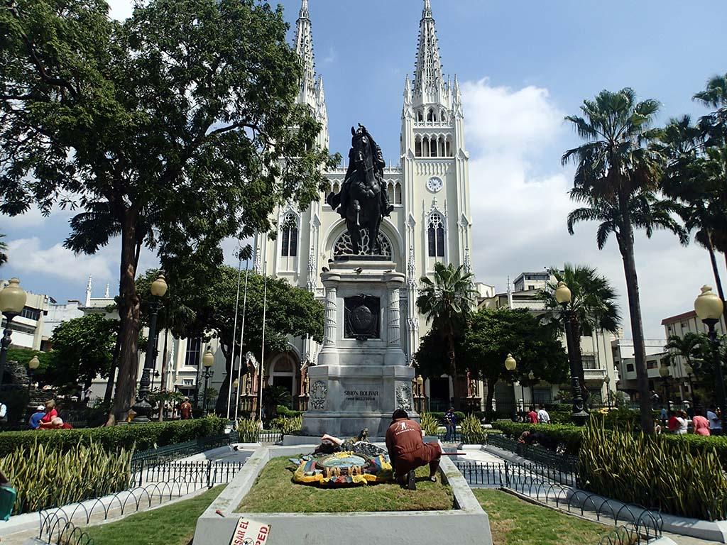 Catedral metropolitana de Guayaquil