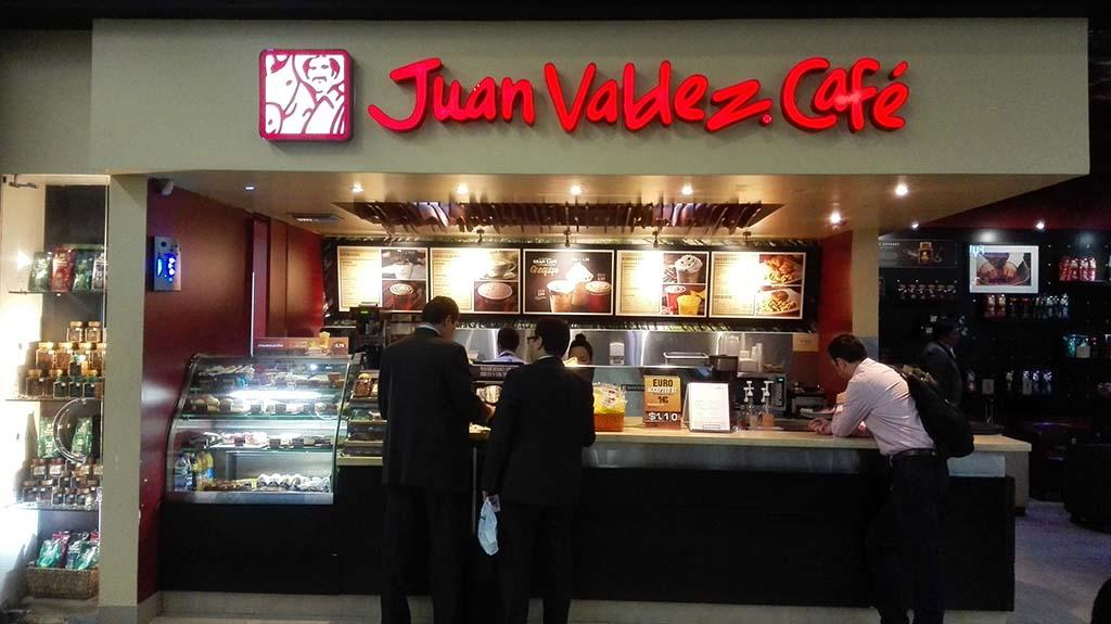 Juan Valdez Cafe, Гуаякиль