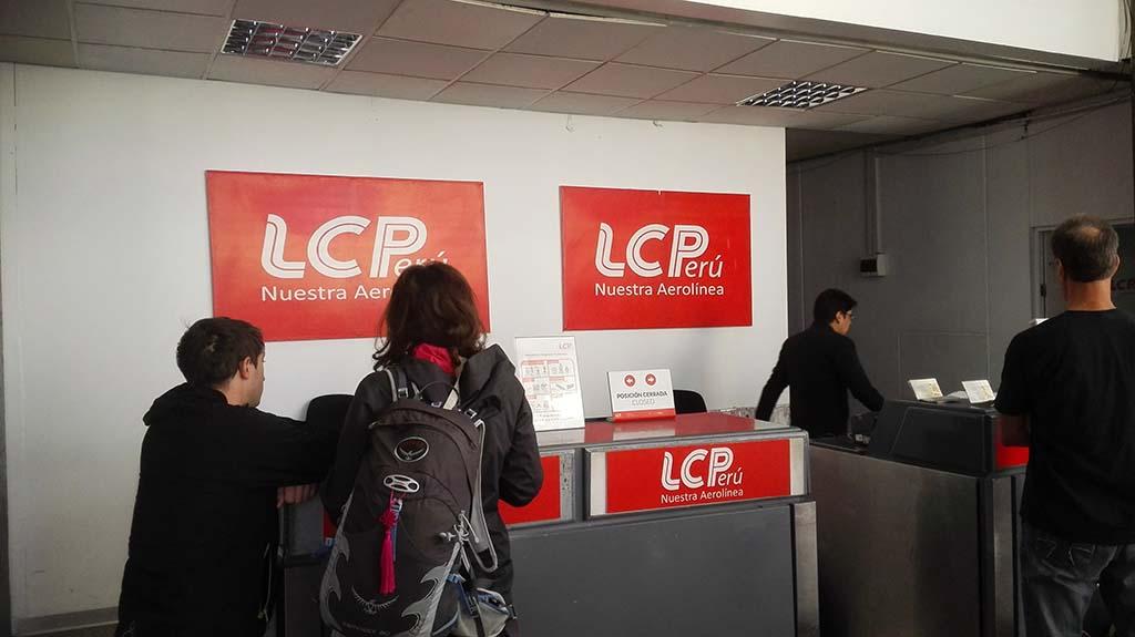 LC Peru, Перуанская авиалиния
