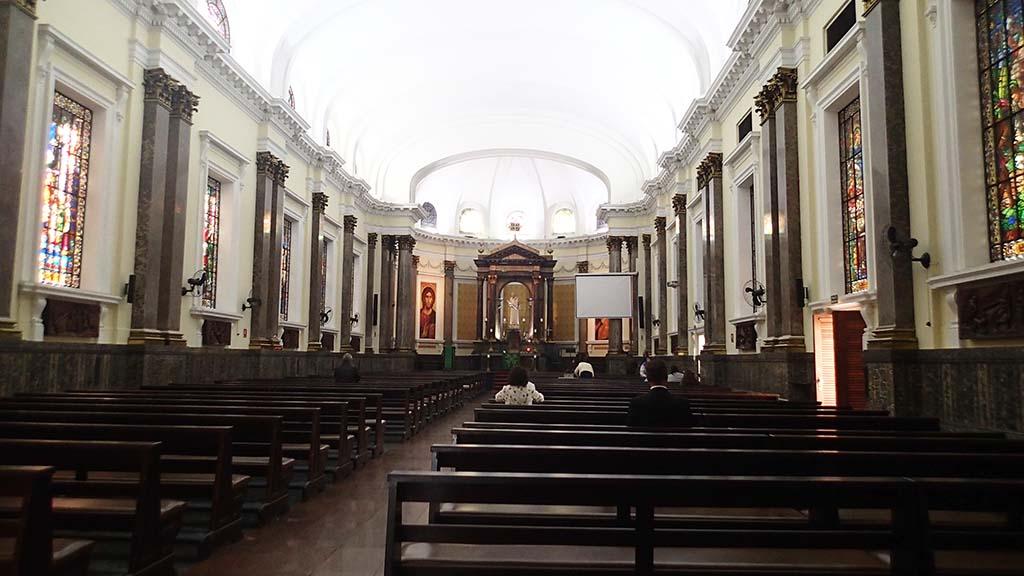 Paróquia São Luís Gonzaga - Av. Paulista