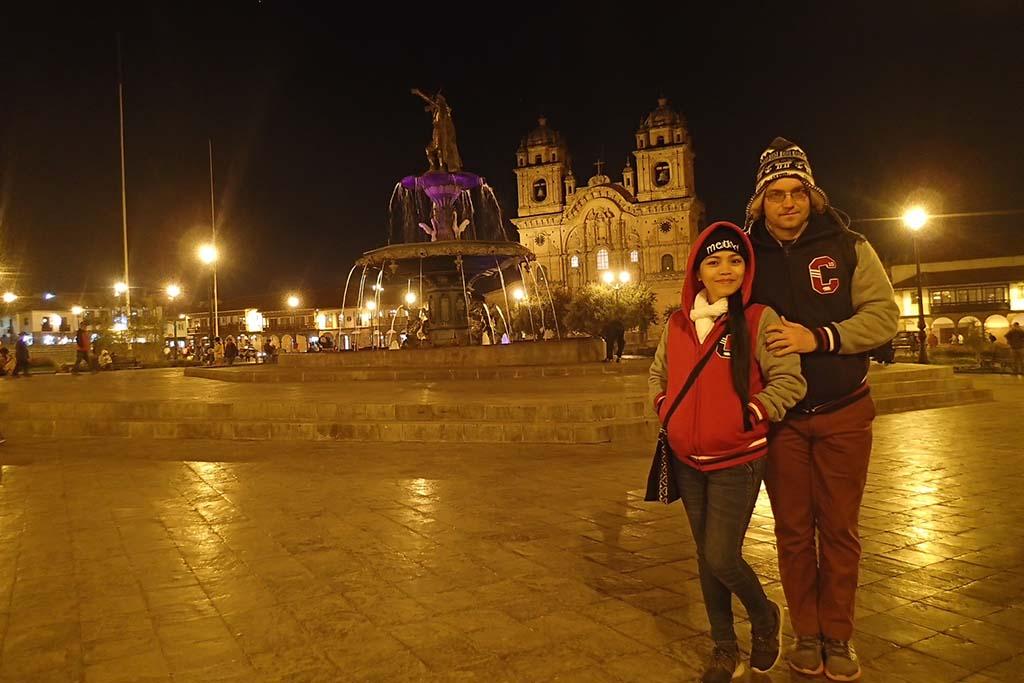 Plaza De Armas ( Куско )