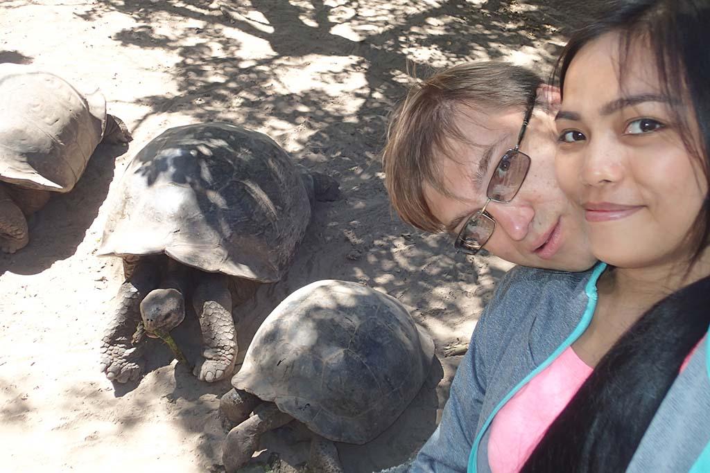 Arnaldo Tupiza-Chamaidan Tortoise Breeding Center
