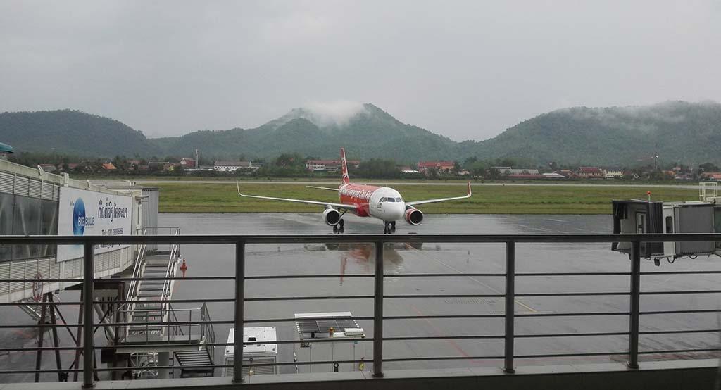 Международный аэропорт Луанг Прабанг