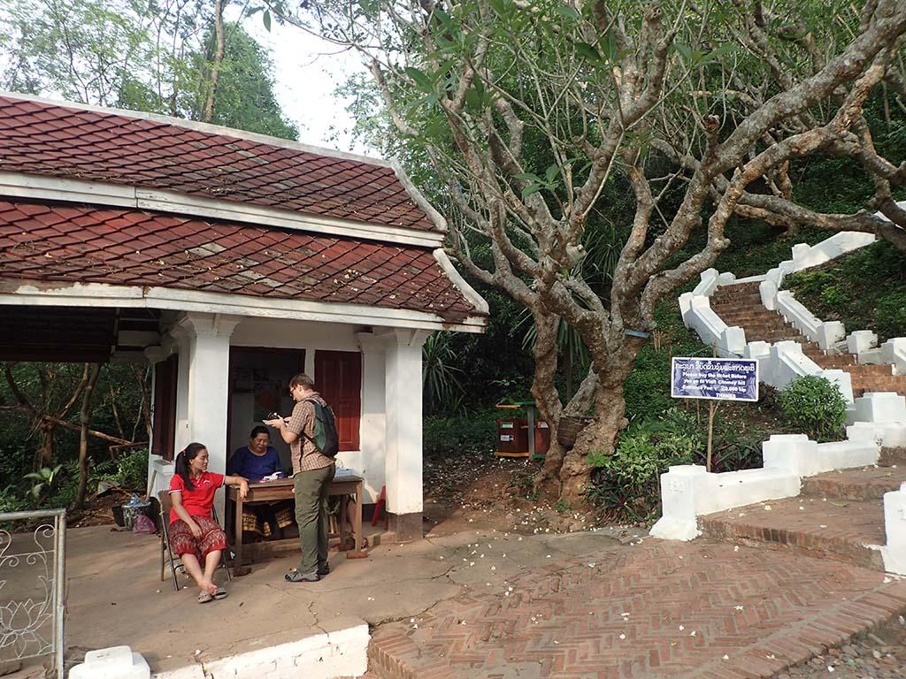 Билетная касса | Mount Phou Si