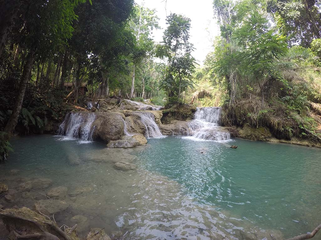 Водопад Куан Си