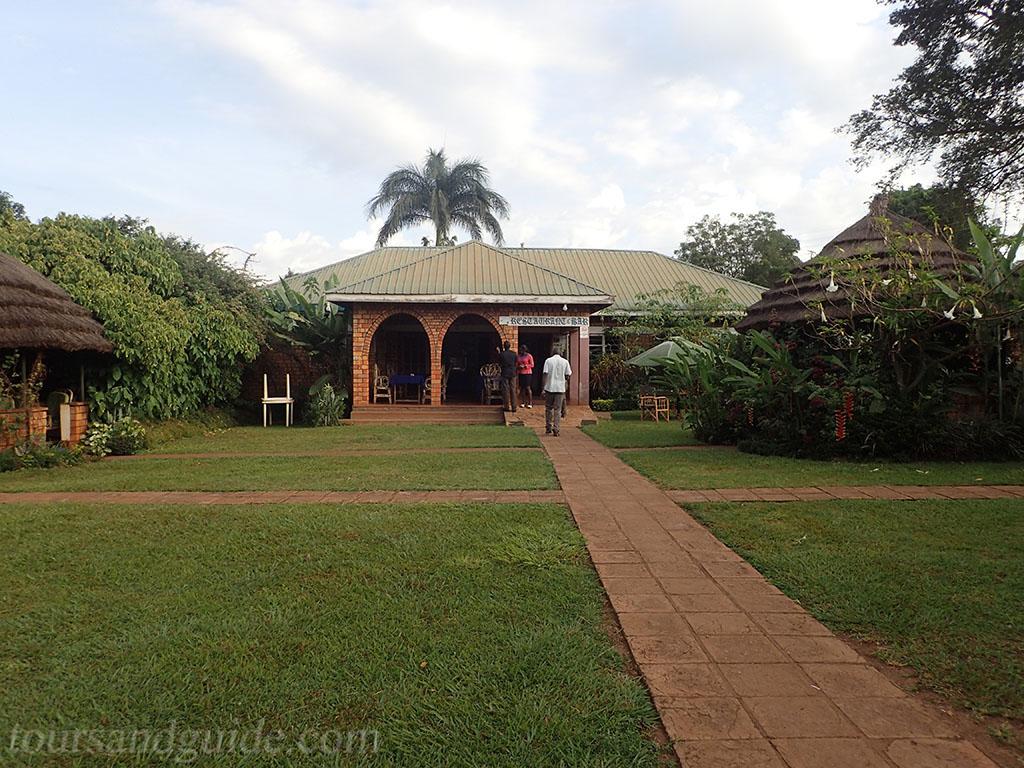 New Court View Hotel, Masindi