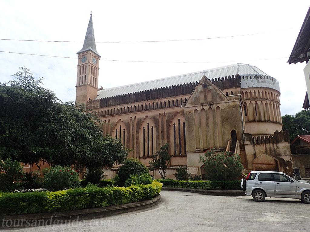 Christ Church, Стоун Таун (Занзибар)