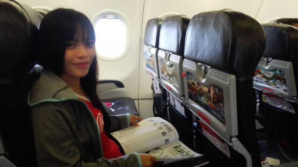 Air Asia AK 502