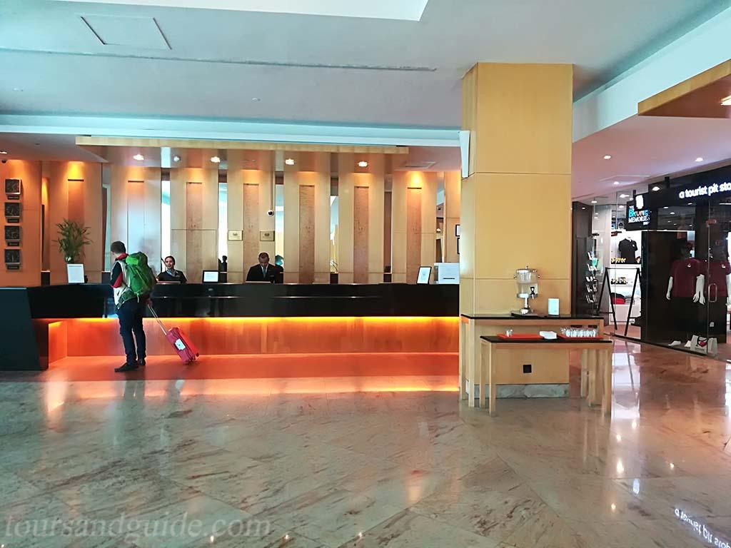Radisson Hotel (Бандар-Сери-Бегаван)