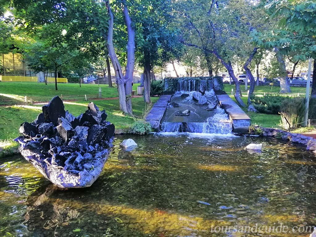 Парк влюблённых (Ереван)